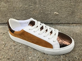 NO NAME ARCADE SNEAKER JAVA GOAT SUEDE<br>