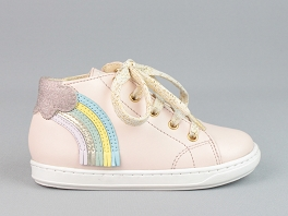 BOUBA CLOUD REGATTA GLIT.<br>pink-multi pastel