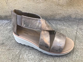 AS DAINTY OX JILIAN RISE:pewter-metallic