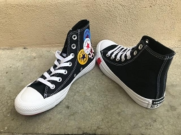 GOSWORTH WALK ALL STAR HI:black-university red-amar