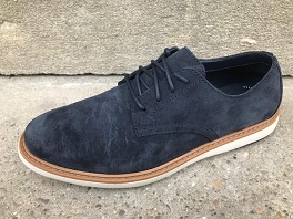RONNIE WALK DRAPER LACE:Navy