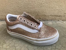 OLD SKOOL ENF GLITTER<br>Bronze