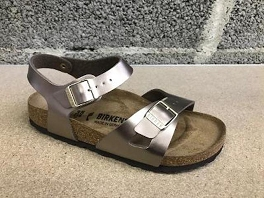 RIO BIRK W<br>Electric Metallic Taupe