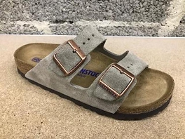 ARIZONA SFB CUIR SUEDE<br>Taupe