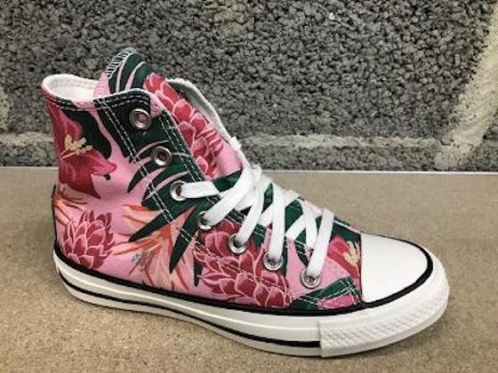 Converse basket montante ctas hi jungle scene
