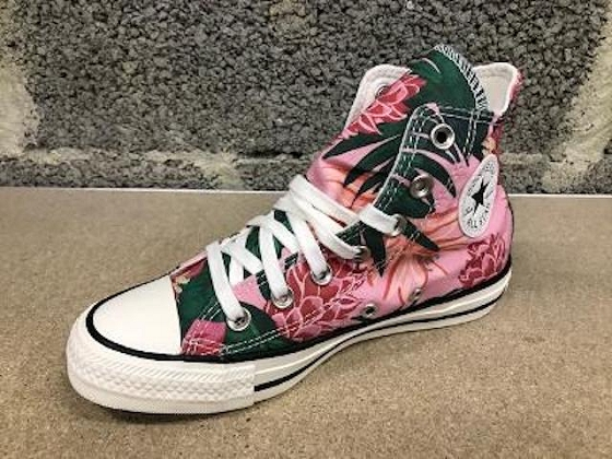 Converse basket montante ctas hi jungle scene 5239501_2